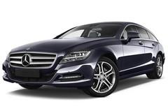 Mercedes-Benz CLS - Kombi (2012 - heute) 5 Türen seitlich vorne mit Felge