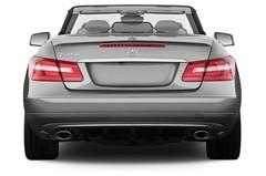 Mercedes-Benz E-Klasse - Cabrio (2009 - 2016) 2 Türen Heckansicht