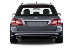 Mercedes-Benz E-Klasse 350 Kombi (2009 - 2016) 4 Türen Heckansicht