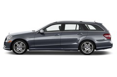 Mercedes-Benz E-Klasse 350 Kombi (2009 - 2016) 4 Türen Seitenansicht