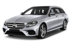 Mercedes-Benz E-Klasse AMG Line Kombi (2016 - heute) 5 Türen seitlich vorne