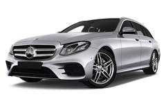 Mercedes-Benz E-Klasse AMG Line Kombi (2016 - heute) 5 Türen seitlich vorne mit Felge