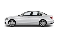 Mercedes-Benz E-Klasse Avantgarde Limousine (2016 - heute) 4 Türen Seitenansicht
