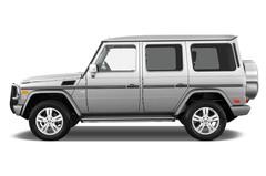 Mercedes-Benz G-Klasse - SUV (1990 - 2018) 5 Türen Seitenansicht