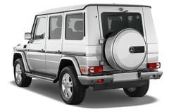 Mercedes-Benz G-Klasse - SUV (1990 - 2018) 5 Türen seitlich hinten