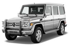 Mercedes-Benz G-Klasse - SUV (1990 - 2018) 5 Türen seitlich vorne