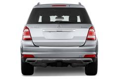 Mercedes-Benz GL - SUV (2006 - 2012) 5 Türen Heckansicht