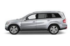 Mercedes-Benz GL - SUV (2006 - 2012) 5 Türen Seitenansicht
