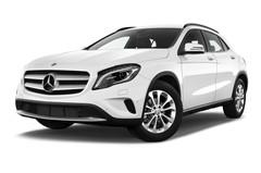 Mercedes-Benz GLA STYLE SUV (2013 - heute) 5 Türen seitlich vorne mit Felge