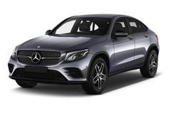 Mercedes-Benz GLC - Coupé (2016 - heute) 5 Türen seitlich vorne