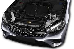 Mercedes-Benz GLC - Coupé (2016 - heute) 5 Türen Motor