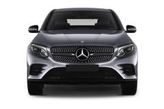 Mercedes-Benz GLC - Coupé (2016 - heute) 5 Türen Frontansicht