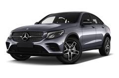 Mercedes-Benz GLC - Coupé (2016 - heute) 5 Türen seitlich vorne mit Felge