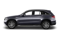 Mercedes-Benz GLC AMG Line SUV (2015 - heute) 5 Türen Seitenansicht