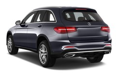 Mercedes-Benz GLC AMG Line SUV (2015 - heute) 5 Türen seitlich hinten