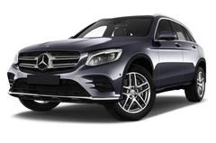 Mercedes-Benz GLC AMG Line SUV (2015 - heute) 5 Türen seitlich vorne mit Felge