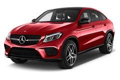 Mercedes-Benz GLE - Coupé (2015 - heute) 5 Türen seitlich vorne
