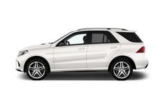 Mercedes-Benz GLE AMG Line SUV (2015 - heute) 5 Türen Seitenansicht