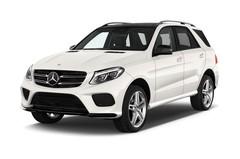Mercedes-Benz GLE AMG Line SUV (2015 - heute) 5 Türen seitlich vorne