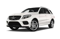 Mercedes-Benz GLE AMG Line SUV (2015 - heute) 5 Türen seitlich vorne mit Felge