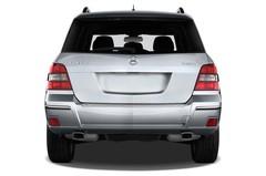Mercedes-Benz GLK - SUV (2008 - 2015) 5 Türen Heckansicht