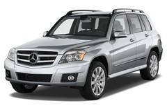 Mercedes-Benz GLK - SUV (2008 - 2015) 5 Türen seitlich vorne