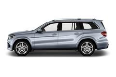 Mercedes-Benz GLS AMG Line SUV (2015 - heute) 5 Türen Seitenansicht
