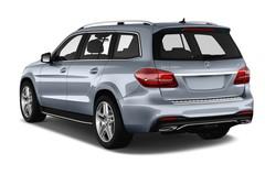 Mercedes-Benz GLS AMG Line SUV (2015 - heute) 5 Türen seitlich hinten
