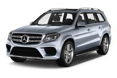 Mercedes-Benz GLS AMG Line SUV (2015 - heute) 5 Türen seitlich vorne