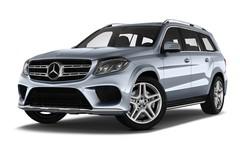 Mercedes-Benz GLS AMG Line SUV (2015 - heute) 5 Türen seitlich vorne mit Felge