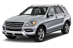 Mercedes-Benz ML 63 AMG SUV (2011 - 2015)