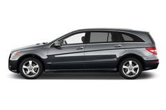 Mercedes-Benz R-Klasse R350 Van (2005 - 2012) 5 Türen Seitenansicht