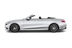 Mercedes-Benz S-Klasse AMG Line Cabrio (2013 - heute) 2 Türen Seitenansicht
