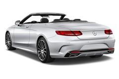 Mercedes-Benz S-Klasse AMG Line Cabrio (2013 - heute) 2 Türen seitlich hinten