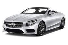 Mercedes-Benz S-Klasse AMG Line Cabrio (2013 - heute) 2 Türen seitlich vorne