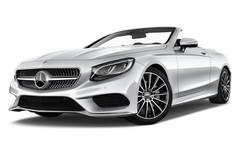 Mercedes-Benz S-Klasse AMG Line Cabrio (2013 - heute) 2 Türen seitlich vorne mit Felge