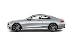 Mercedes-Benz S-Klasse - Coupé (2013 - heute) 2 Türen Seitenansicht