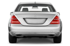 Mercedes-Benz S-Klasse - Limousine (2005 - 2013) 4 Türen Heckansicht
