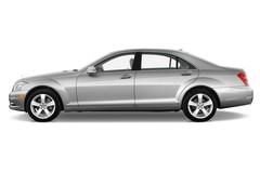 Mercedes-Benz S-Klasse - Limousine (2005 - 2013) 4 Türen Seitenansicht