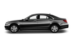 Mercedes-Benz S-Klasse - Limousine (2013 - heute) 4 Türen Seitenansicht