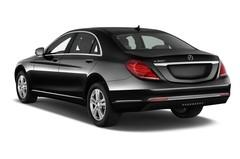 Mercedes-Benz S-Klasse - Limousine (2013 - heute) 4 Türen seitlich hinten