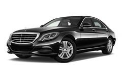 Mercedes-Benz S-Klasse - Limousine (2013 - heute) 4 Türen seitlich vorne mit Felge