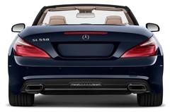 Mercedes-Benz SL SL 500 Cabrio (2012 - heute) 2 Türen Heckansicht