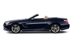 Mercedes-Benz SL SL 500 Cabrio (2012 - heute) 2 Türen Seitenansicht