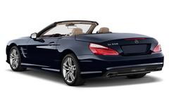 Mercedes-Benz SL SL 500 Cabrio (2012 - heute) 2 Türen seitlich hinten