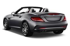 Mercedes-Benz SLC AMG Cabrio (2016 - heute) 2 Türen seitlich hinten
