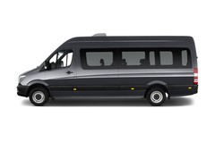 Mercedes-Benz Sprinter 316Cdi Mwb Transporter (2006 - heute) 4 Türen Seitenansicht