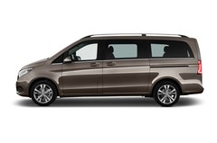 Mercedes-Benz V-Klasse Avantgarde Bus (2014 - heute) 5 Türen Seitenansicht