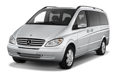 Mercedes-Benz Viano Ambiente Van (2003 - 2014) 4 Türen seitlich vorne