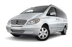 Mercedes-Benz Viano Ambiente Van (2003 - 2014) 4 Türen seitlich vorne mit Felge